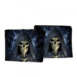 Döskalle plånbok, Design, Reaper