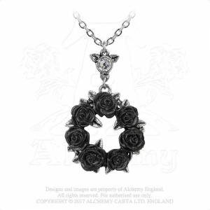 Design Halsband, Ring of Roses