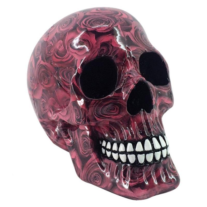 Dekoration Design Skull Romance, Stor