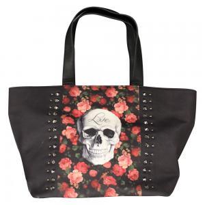 Väska, Skull Rose
