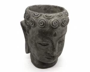 Buddha, Blomkruka 22cm