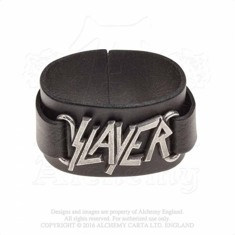 Läderarmband, Slayer
