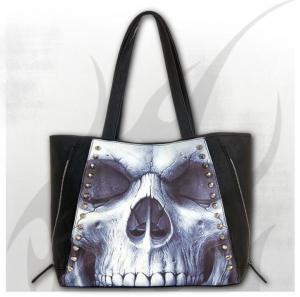 Häftig väska, Spiral, Solemn Skull