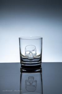Design by DLE, Whisky/Dricksglas i Kristall
