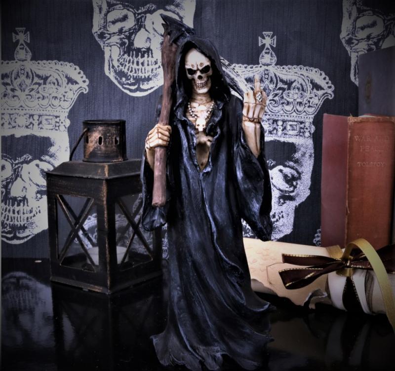 Dekoration, Reaper Death Wish