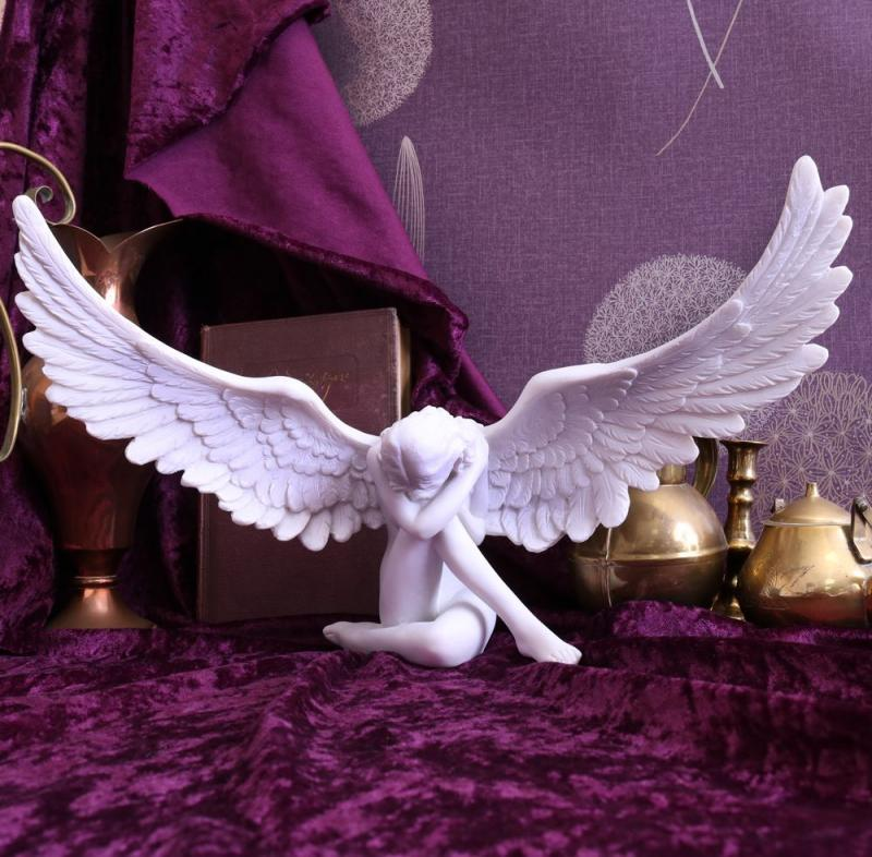 Dekorations ängel, Angels Sympathy