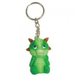 Nyckelring, Drake, Grön