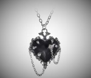 Design halsband Witches Heart