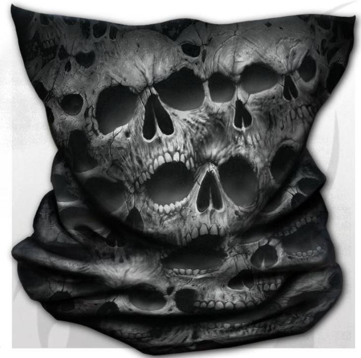Tub Halsduk Mask, Twisted Skulls