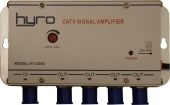Hyro Indoor Amplifier 1in/4out 10dB
