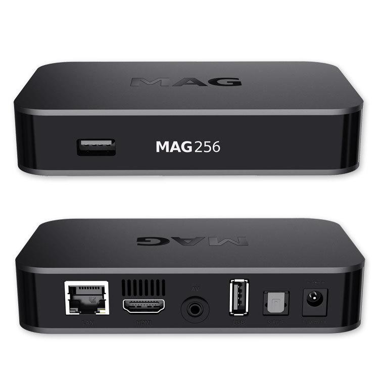 MAG 256w1 - IPTV OTT Wifi 2,4Ghz