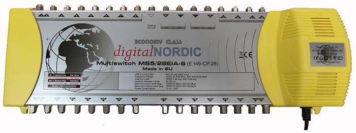 MS 5/28 EIA-6 Multiswitch