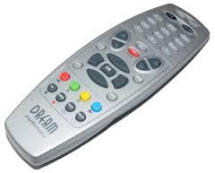 Remote Dream 600/500/800/7020HD