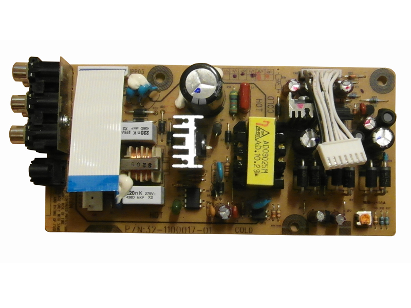Power supply VU + SOLO