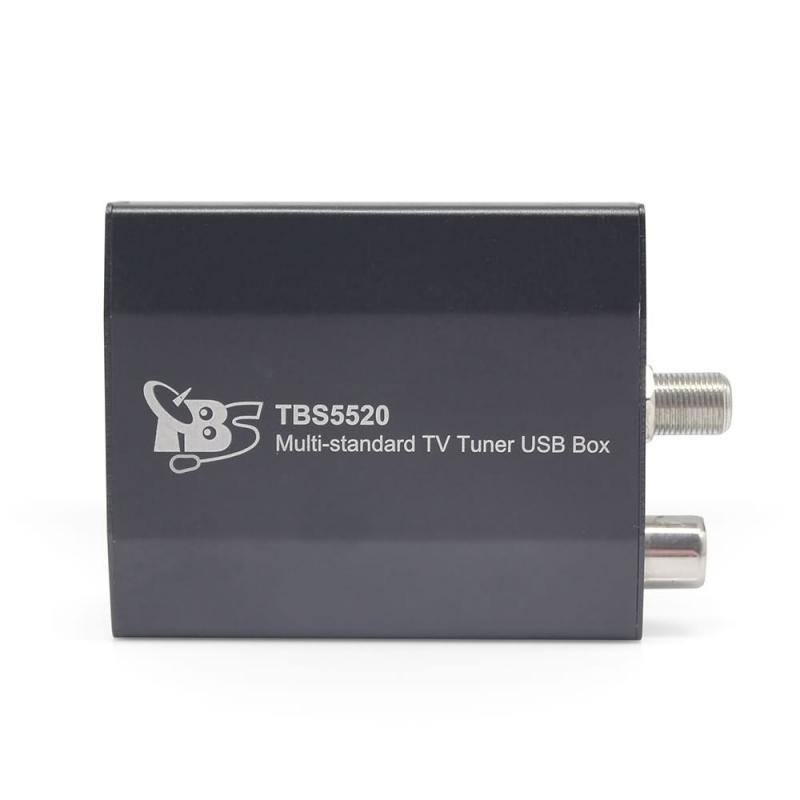 TBS Multi-TV Tuner USB Box-S2/T2