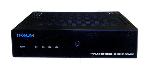 Traumnet 8500 HD PVR Linux