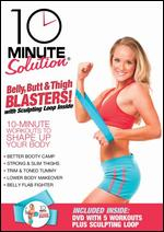 Belly, Butt & Thigh Blaster With Sculpting Loop - 10 Minute Solution
