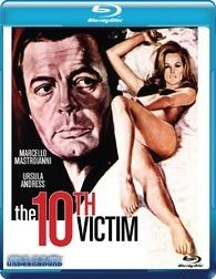 10th Victim (BLU-RAY)