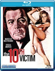 10th Victim (BLU-RAY)