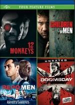 Children Of Men / Repo Men / Doomsday / 12 Monkeys