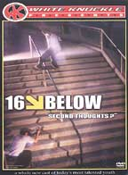 16 Below - Second Thoughts