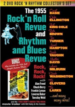 1955 Rock & Roll Revue / Rhythm & Blues Revue - Collectors Set
