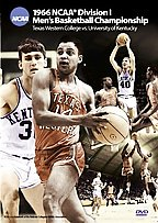 1966 NCAA Division 1 Men´s Basketball Championship - Texas Western vs. Kentucky