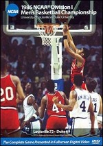 1986 NCAA Division 1 Men´s Basketball Championship - Louisville vs. Duke