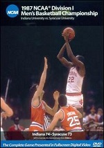 1987 NCAA Division 1 Men´s Basketball Championship - Indiana vs. Syracuse