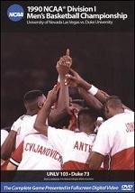 1990 NCAA Division I Men´s Basketball Championship - UNLV Vs. Duke