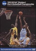 1993 NCAA Division I Men´s Basketball Championship - North Carolina Vs. Michigan