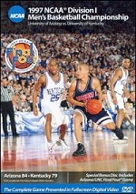 1997 NCAA Division I Men´s Basketball Championship - Arizona Vs. Kentucky