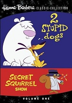 2 Stupid Dogs / Secret Squirrel Show: Volume One