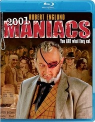 2001 Maniacs (BLU-RAY)
