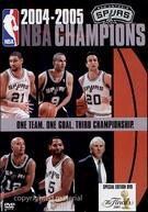 2004 - 2005 NBA Championships