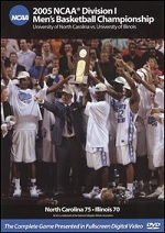2005 NCAA Division I Men´s Basketball Championship - North Carolina Vs. Illinois