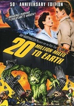 20 Million Miles To Earth - 50th Anniversary Edition
