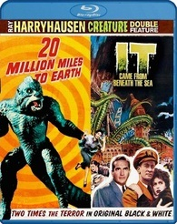 20 Million Miles To Earth / It Came From Beneath The Sea (BLU-RAY)