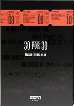 30 For 30 - The Complete Season 1
