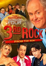 3rd Rock From The Sun - The Complete Season Four