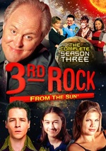 3rd Rock From The Sun - The Complete Season Three