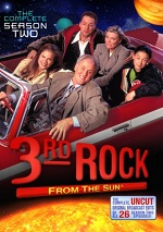 3rd Rock From The Sun - The Complete Season Two