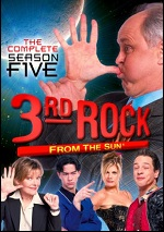 3rd Rock From The Sun - The Complete Season Five