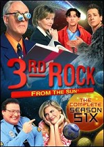 3rd Rock From The Sun - The Complete Season Six