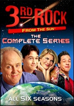 3rd Rock From The Sun - The Complete Series