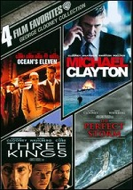George Clooney Collection - 4 Film Favorites