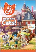 44 Cats: Meet The Cats!