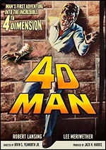 4D Man - Special Edition