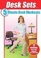 5 Minute Desk Workouts