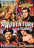 50s Adventure Classics